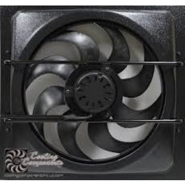 Cooling Components CCI-1620 - Low Current Fan