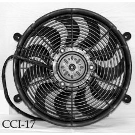 Cooling Components CCI-17 - Pusher Fan