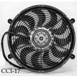 Cooling Components CCI-17 - Pusher Fan