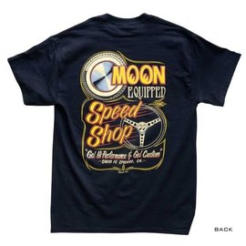 Mooneyes ME 08 - Moon Equipped Speed Shop