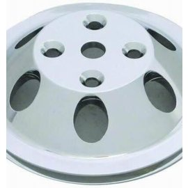 Affordable Street Rods Small Block Chevy Long Water Pump 1 Groove Water Pump Pulley