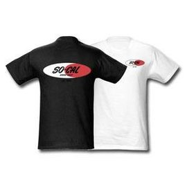 So-Cal Speed Shop SC 02 - So-Cal Logo - White