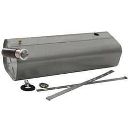Tanks Inc. 34-35 Chevy Standard Steel Fuel Tank - 34STD-A