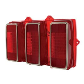 United Pacific 69 Ford Mustang LED Sequential Tail Light - 110107