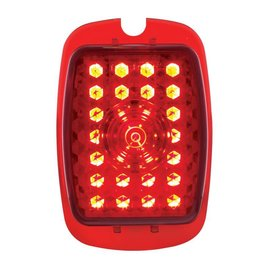 United Pacific 37-38 Chevy Passenger Car & 40-53 Chevy & GMC Truck LED Sequential Tail Light - RH - 110111