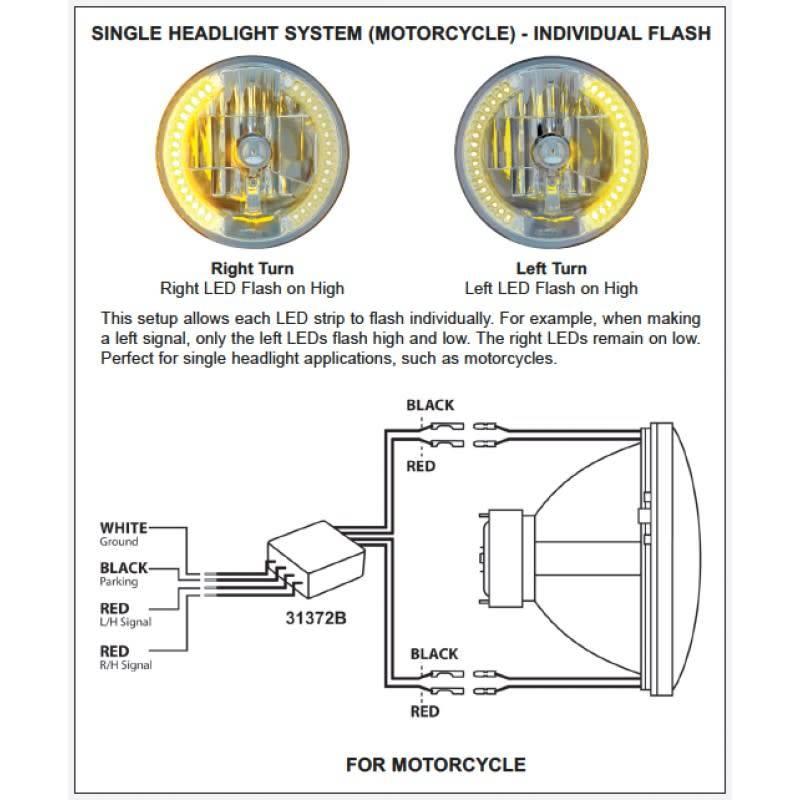 33 United Pacific Headlights Wiring Diagram