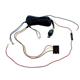 United Pacific Fog Lamp Wiring Harness Kit - #34266