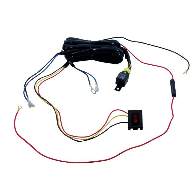Fog Lamp Wiring Harness Kit - #34266 Wiring Fog Lamp on fog lamp socket, fog lamp relay, fog lamp lens, fog lamp housing, fog lamp switches, fog lamp bulbs, fog lamp lights, fog lamp assembly, fog lamp brackets, fog lamp connector, fog lamp mounting, fog lamp plug,