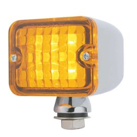 United Pacific Medium LED Rod Light - Amber - #39192