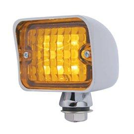 United Pacific Large LED Rod Light - Amber - #39196