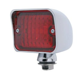 United Pacific Large LED Rod Light - Red - #39197