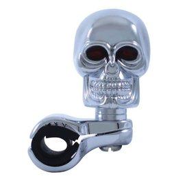 United Pacific Steering Wheel Spinner - Skull - #70113