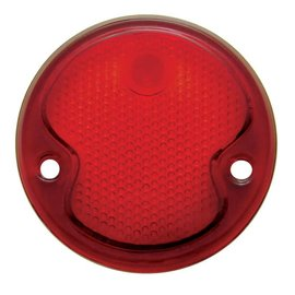 United Pacific 32 Ford Red Glass Lens - A1023