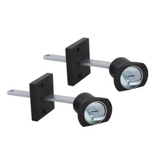 United Pacific 32 Ford Closed Car Door Check Set  - #B20018