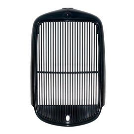 United Pacific 32 Ford Truck & Commercial Grill Shell - Black EDP Coated - #B21340