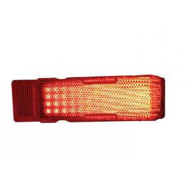 United Pacific 68 Chevy Chevelle LED Tail Light - RH - CTL6821LED-R