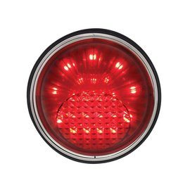 United Pacific 37-42 Willy's LED Tail Light Assembly - STL1010LED-AS