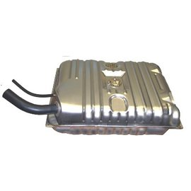 Tanks Inc. 49-52 Chevy Alloy Coated Steel Fuel Tank - Extra Capacity - 51-CGX