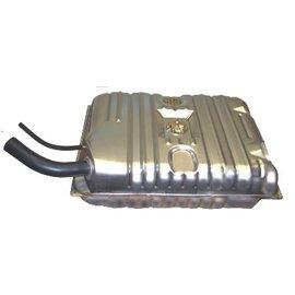 Tanks Inc. 49-52 Chevy Alloy Coated Steel Fuel Tank - Extra Capacity - 51-CGX