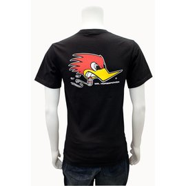 Clay Smith Cams CS 02 - Mr. Horsepower Traditonal T-Shirt - Black