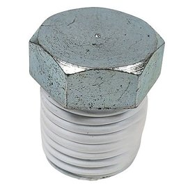 Tanks Inc. 55-57 Chevy Pass Car Gas Tank Drain Plug - 567-PL
