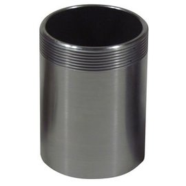 "Tanks Inc. Fuel Filler Bung 2-1/4"" OD x 3"" Tall - Stainless Steel - 5BS"