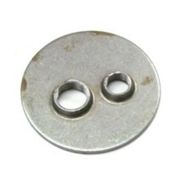Tanks Inc. Weld-On Mounting Plate for Pickup Tube & Rollover Vent Valve - 5MPW