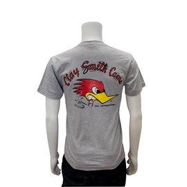 Clay Smith Cams CS 04 - Mr. Horsepower T-Shirt - Gray