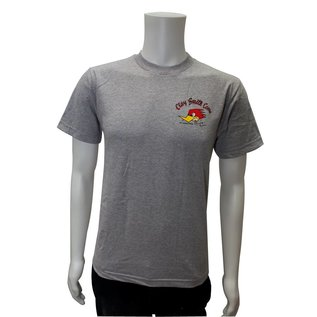 Clay Smith Cams CS 04 - Mr. Horsepower T-Shirt - Gray