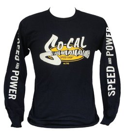 So-Cal Speed Shop SC 06 - SO-CAL Cam Long Sleeve