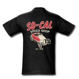 So-Cal Speed Shop SC 11 - So-Cal Roadster - Black