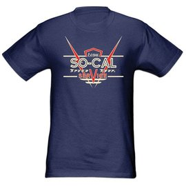 So-Cal Speed Shop SC 13 - So-Cal Service Logo - Navy