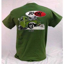 So-Cal Speed Shop SC 15 - So-Cal Cab Over Truck - Military Green