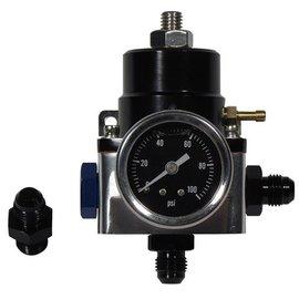 Tanks Inc. Adjustable Fuel Pressure Regulator - AFPR1