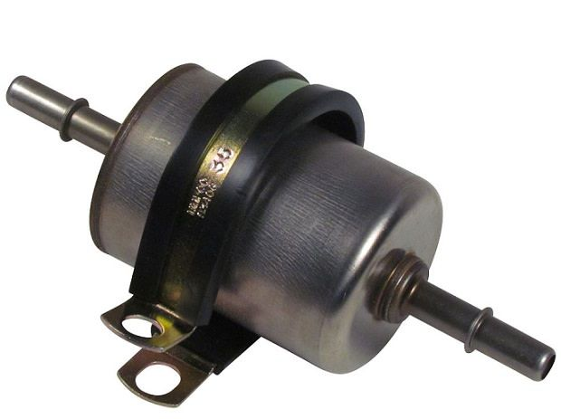 10 micron inline efi fuel filter flows up to 120 gph - ff-10 - affordable  street rods  affordable street rods