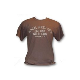 So-Cal Speed Shop SC 23A - So-Cal Truck Door Logo