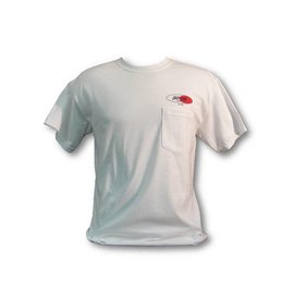 So-Cal Speed Shop SC 25 - So-Cal Oval Logo With Pocket - White