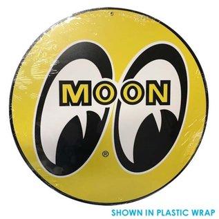 Mooneyes Mooneyes Logo Metal Sign