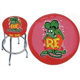 Mooneyes Rat Fink Garage Stool
