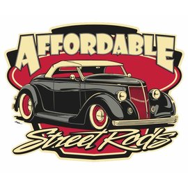 Affordable Street Rods Affordable Street Rods Sign