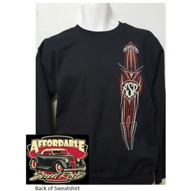 Affordable Street Rods ASR Crew Neck Sweatshirt