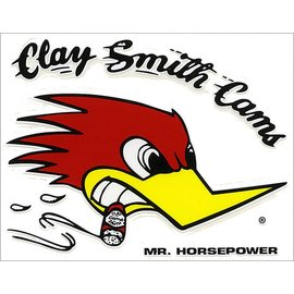 Clay Smith Cams CS 29S SM Sticker - Pair