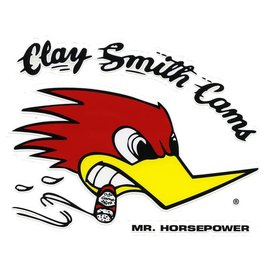 Clay Smith Cams CS 31S Medium Sticker - Pair