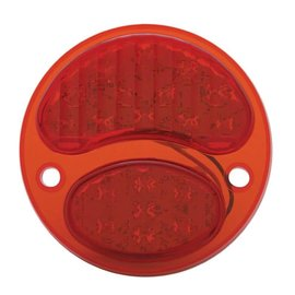 United Pacific 28-31 Ford 6 Volt LED Tail Light Lens -RH - FTL2831LED6-R
