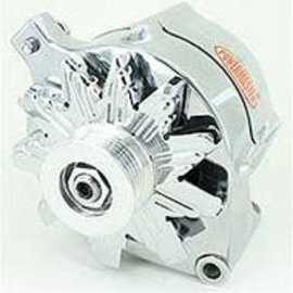 Powermaster Performance Alternator - Ford 100 W/ 6 Groove Pulley - 8-67100