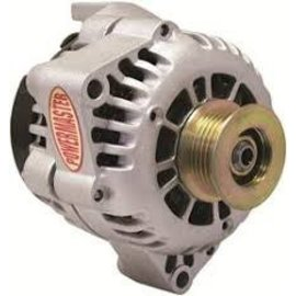 Powermaster Performance Alternator - GM AD Style 165A Natural - 48247