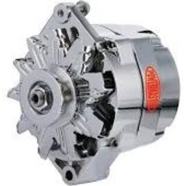 Powermaster Performance Alternator 12SI - 100A Chrome - 17294