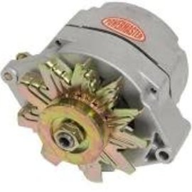Powermaster Performance Alternator - 12SI - 100A Natural - 7294