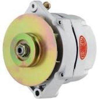 Powermaster Performance Alternator - 12SI - 140A Natural - 47294