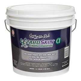 LizardSkin LizardSkin Ceramic Insulation - 1 Gallon - Black - C1